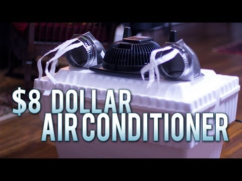 Make an Air Conditioner for $8
