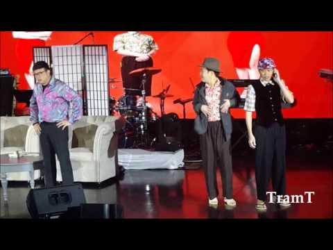 Hài Ô Sin là ông nội - Liveshow Mười Khó Đại Náo USA