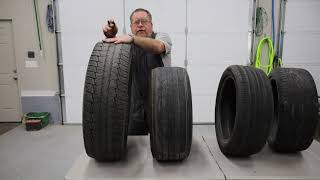 Tire Wear and Diagnosis