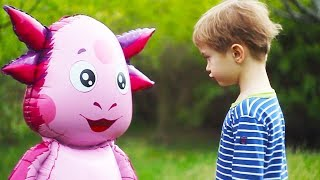 ЗЛОЙ ДВОЙНИК ДАВИДА 2 | Приключения Давида и Лунтика | ДЛЯ ДЕТЕЙ Kids Children