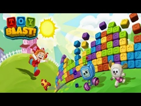 Vídeo do Toy Blast