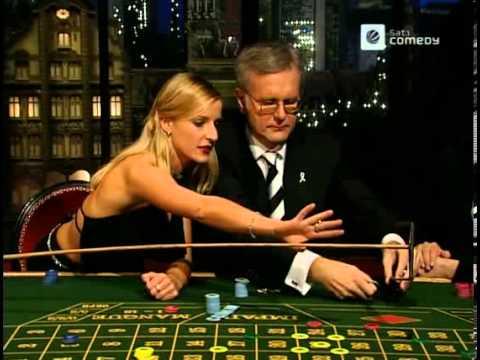 Die Harald Schmidt Show - Folge 0914 - 2001-04-20 - Alexa Hennig von Lange, Roulette-Nacht