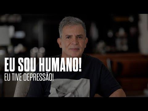 Eu sou humano! Eu tive depressão! | Costa Neto