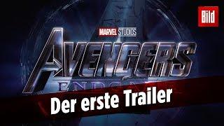 Marvel's Avengers: Endgame   Trailer   ENG