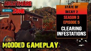 MODDED NIGHTMARE ZONE Gameplay - Season 3 Episode 5