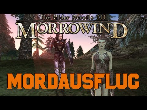 The Elder Scrolls III Bloodmoon Walkthrough - Morrowind