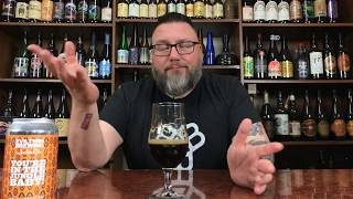 Massive Beer Reviews 1203 Evil Twin & Jackie Os Welcome To The Jungle Chili, Honey, Coco Imp Stout