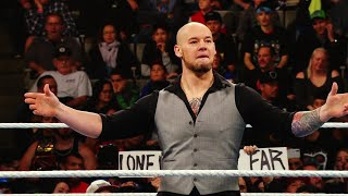 Can Baron Corbin withstand The Monster Among Men's onslaught at WWE Elimination Chamber?