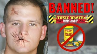 10 Banned Candies That Are Extremely Dangerous