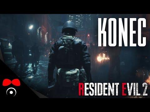 KONEC! | Resident Evil 2 #17