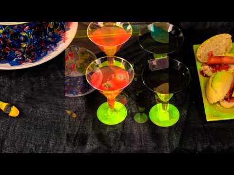 Zombie Halloween cocktail ideeën
