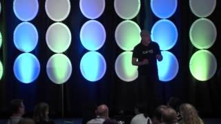 Closing Keynote: James Whittaker