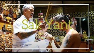 Sak Yant-  The Sacred Ink Of Traditional Thai Medicine