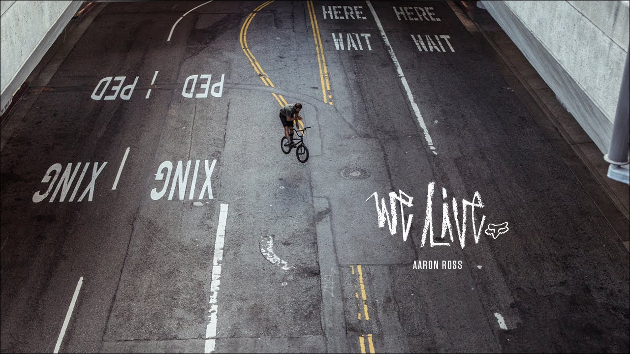 Fox BMX Presents | Aaron Ross | AxLA
