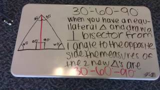9 2 Special Right Triangles