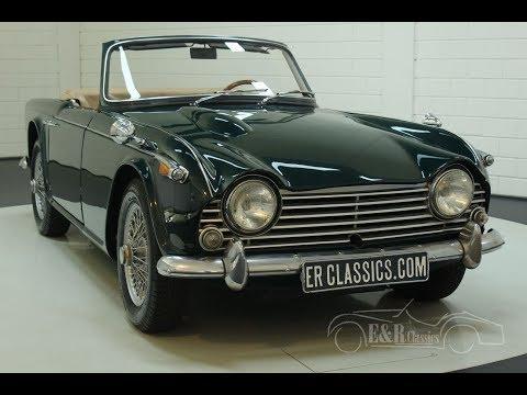 Video of 1967 Triumph TR4 - $55,750.00 - Q45O