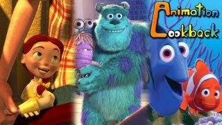 The History Of Pixar Animation Studios 26   Animation Lookback