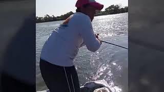 preview picture of video 'Pesca en jonuta 2018'