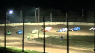 preview picture of video '250 Speedway Modified Feature 9-6-2013'