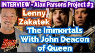 Lenny Zakatek On His Ill fated Project With Queen's John Deacon
