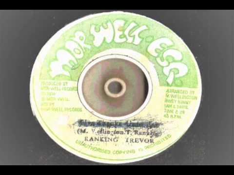 ranking trevor – give thanks – morwell esq records 1974 dj reggae