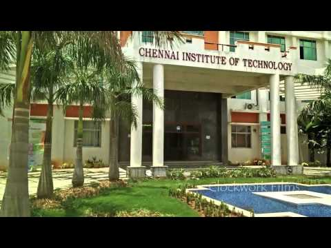 Chennai Institute of Technology video cover1