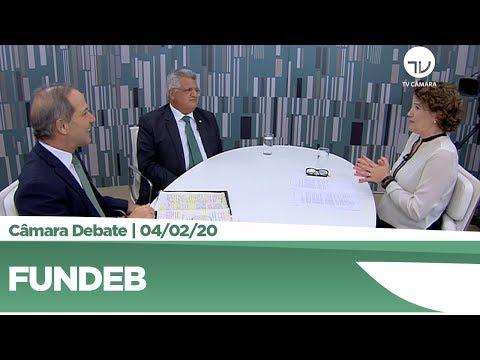 Deputados debatem permanência do Fundeb