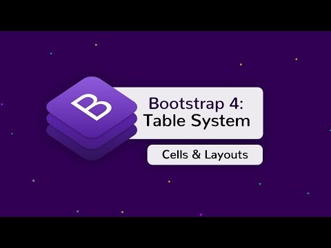 Bootstrap 4 Table Classes Explained!