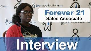 Forever 21 Sales Associate