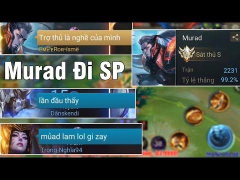 Mạnh Blue Quẩy Murad 2230 Trận 99,2% Tỉ Lệ Thắng Đi Sp Sẽ NTN Và Cái Kết