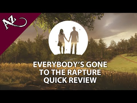 Everybody's Gone to the Rapture - Quick Game Review video thumbnail