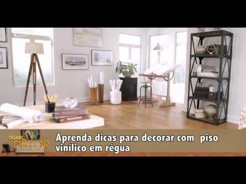Piso Vinílico: saiba como decorar sua casa com praticidade