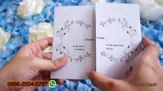 62 Gambar Desain Undangan Pernikahan Dengan Corel Draw Gratis Terbaik Download Gratis