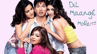 Dil Maange More Full 4K Movie - Shahid Kapoor - Ayesha Takia - Soha Ali Khan - Tulip Joshi