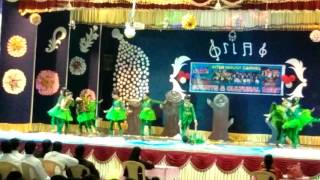 Theme Dance On Save Trees By Mcs Jindwari