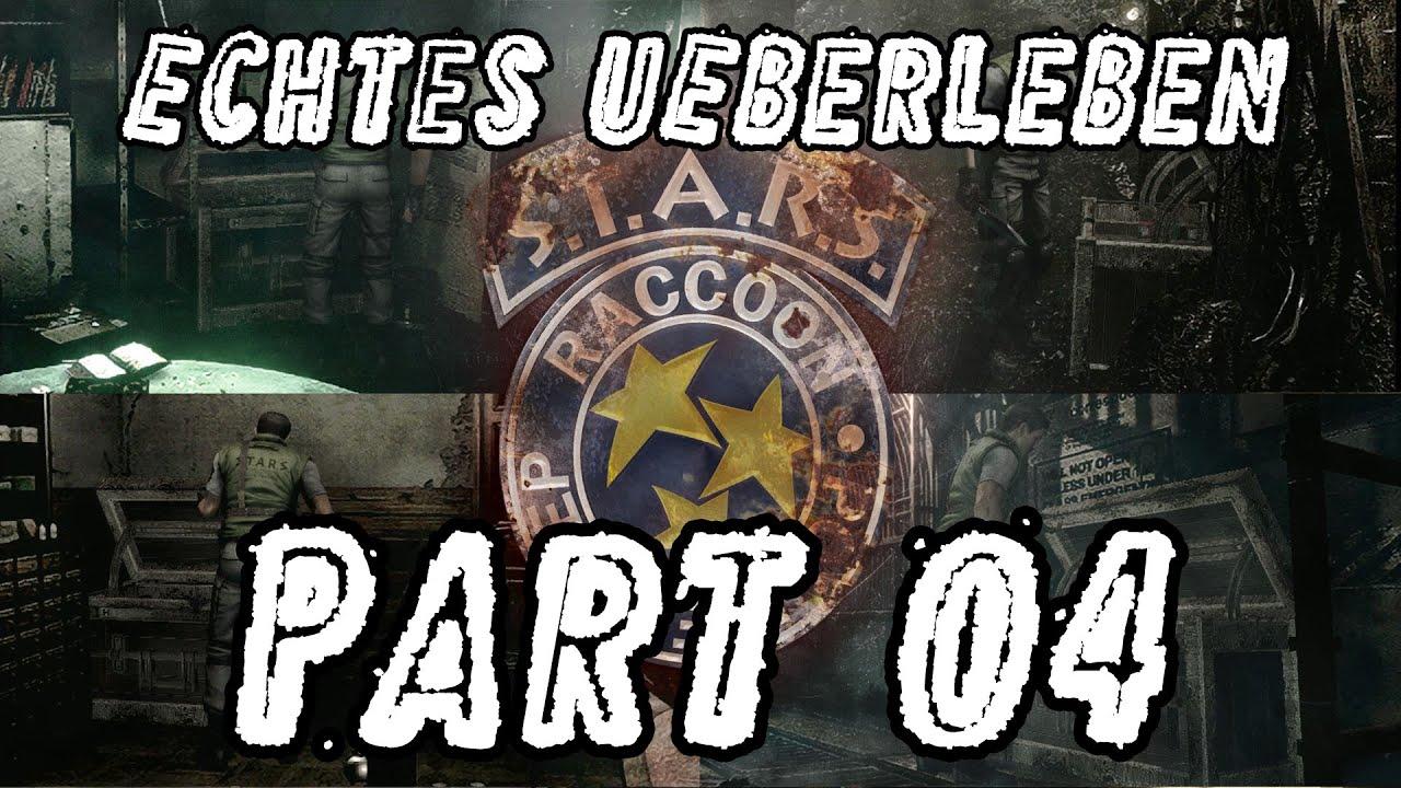 Resident Evil HD Remaster – Part 04 [Echtes Überleben / Jill]