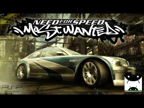Download Game Ppsspp Most Wanted Black Edition For Android ...