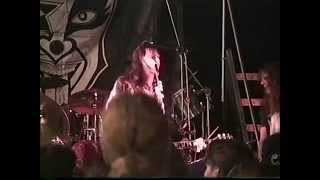 FRACTURED MIRROR Ace Frehley tribute 1995 KISS Con Pt. 1 Shot full of Rock