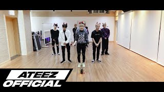 ATEEZ(에이티즈)   '해적왕(Pirate King)' Dance Practice (Cute Halloween Ver.)