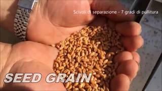 Сепаратор зерна аеродинамічний ІСМ-15 від компанії ХЗЗО - виробник аеродинамічних сепараторів ІСМ та ІСМ-ЦОК - відео 1