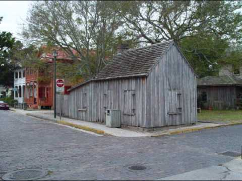ST AUGUSTINE FLORIDA - OLDEST CITY IN THE UNITED STATES - PICS OF OLD HISTORIC CITY AREA