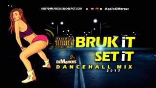 BRUK IT SET IT DANCEHALL MIX | Vybz Kartel, Charley Black, Konshens, Savage....