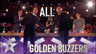 BRITAIN'S GOT TALENT 2020 | ALL GOLDEN BUZZERS