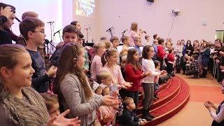Служения церкви Преображение