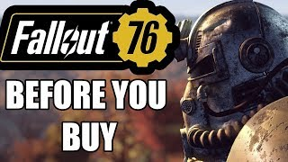 Fallout 76 - 15 Things You Need To Know Before You Buy