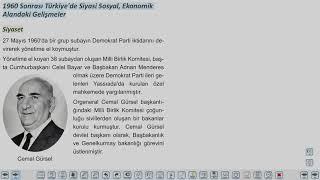 Eğitim Vadisi TYT Tarih 21.Föy Toplumsal Devrim Çağında Dünya ve Türkiye 1 Konu Anlatım Videoları