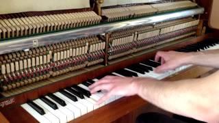 DAFT PUNK feat DJ FALCON - Contact [PIANO Cover]