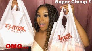 TJ MAXX HAUL !! | Cheap Designer Bags