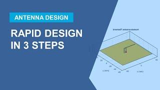 Cst Tutorial 1 Antenna Design : Parameter Sweep (English