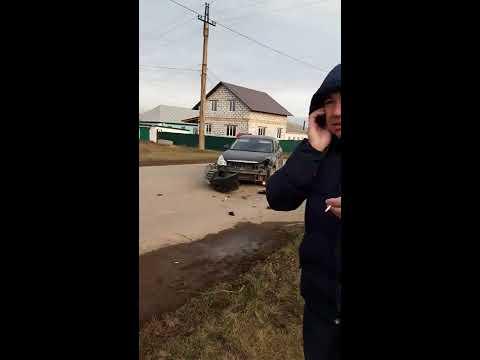 Пьяный водитель грузовика устроил двойное ДТП и скрылся